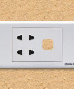 Đại lý phân phối ổ cắm điện âm sàn chất lượng S18U2X-247x296