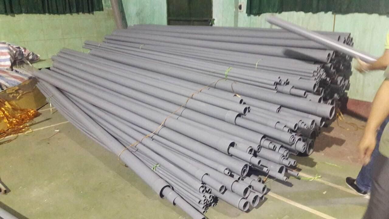 Kích thước ống nước Bình Minh đa dạng